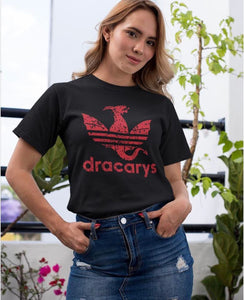 DRACARYS GAME OF THRONES UNISEX TSHIRT