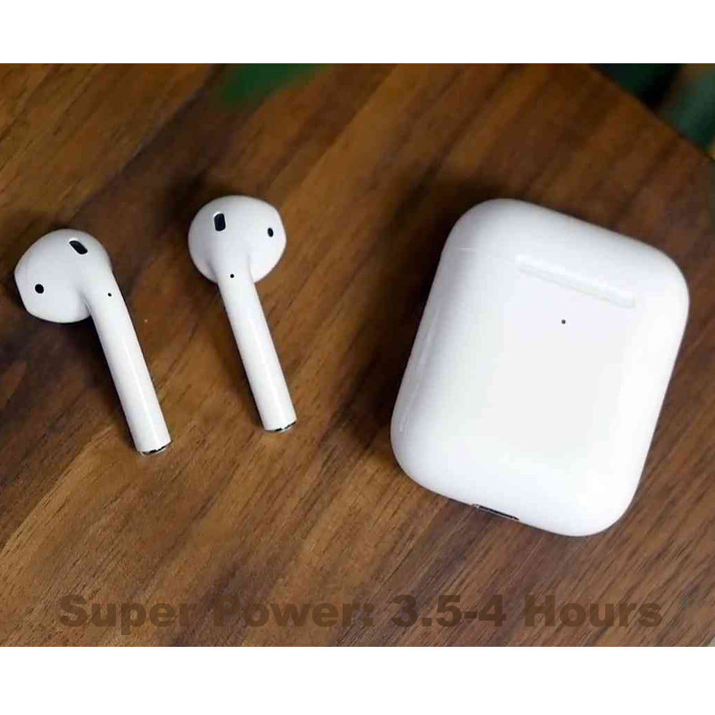 Best EarBuds 1:1 Super Copy Air 2 With Ear Sensors | No Logo