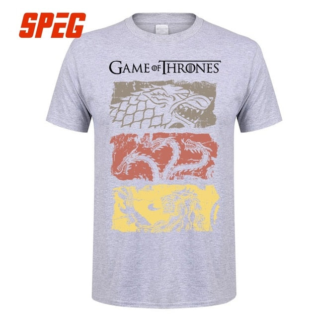 Game Of Thrones Vintage Unisex T Shirt