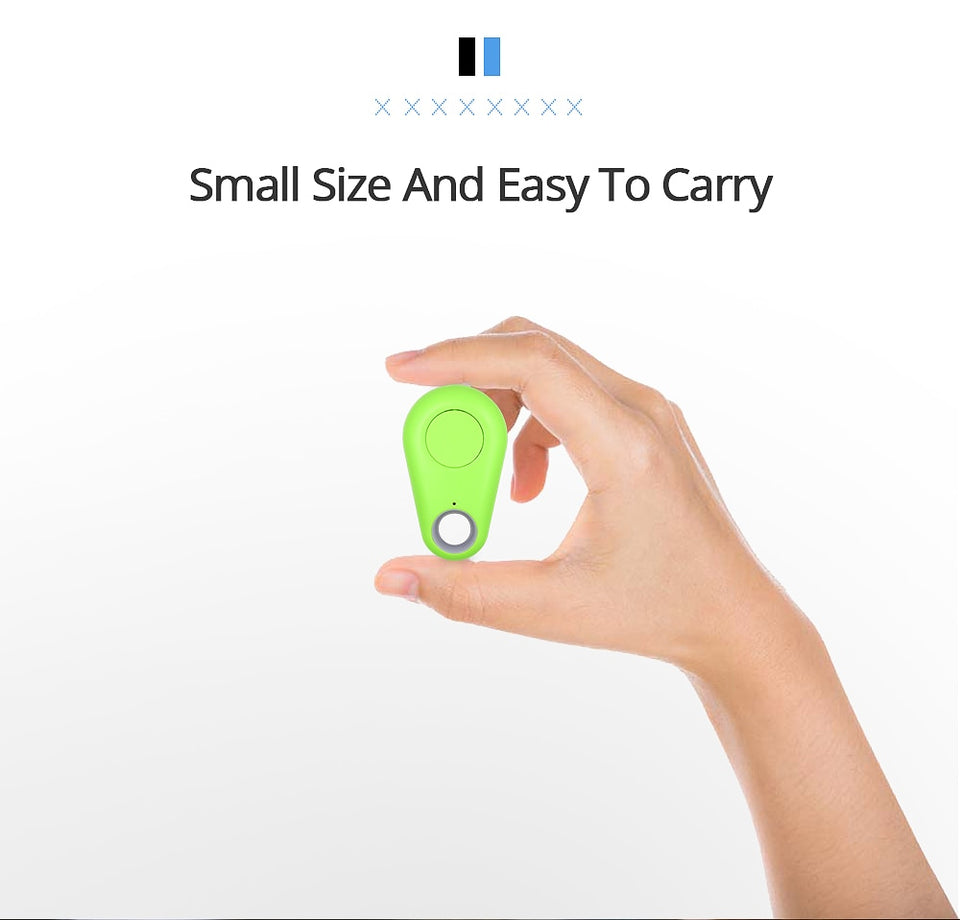 Smart Finder & Anti-Lost Tracker - GPS Locator for Pets, Wallet, Phone, Key