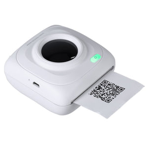 Portable Mini Wireless Bluetooth Printer for iOS and Android Mobile Phones