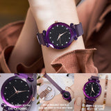 Wish Packets™ Magnetic Galaxy Watch