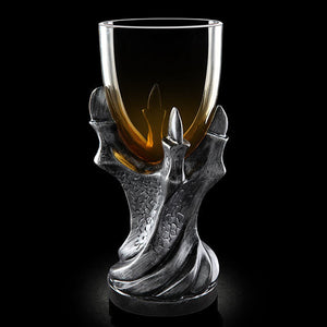 Game of Thrones 3D Dragon Claw Wine Glass by HBO