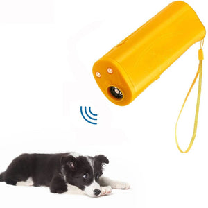 Wish Packets™ Ultrasonic Anti Bark Dog Training Gadget
