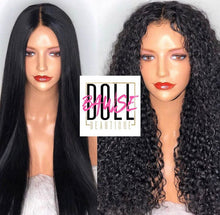 Load image into Gallery viewer, Full Lace Wigs