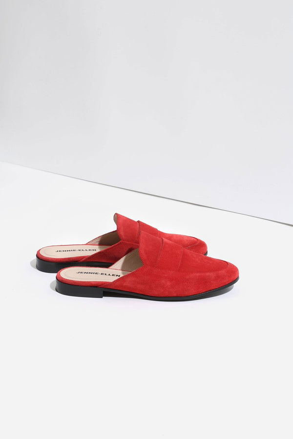 My Boo - red slippers (only size 36 left in stock)