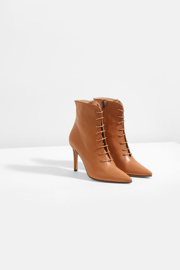 PEARL - Cognac (only size 40 left)