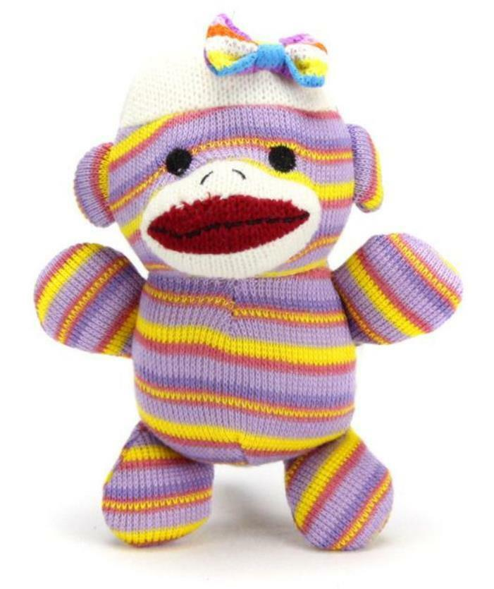 Annie from The Sock Monkey Family - Australia only - Better Buy Now