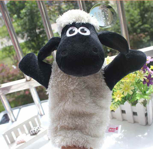 Kids Sheep Plush Hand Puppet - Australia only - Better Buy Now