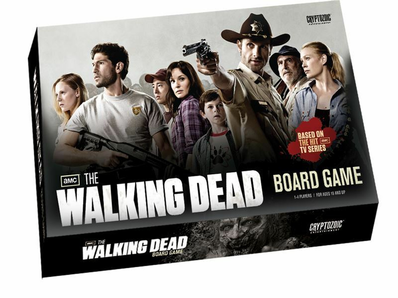 The Walking Dead Board Game - Australia only - Better Buy Now