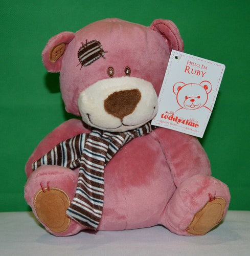 Ruby Teddy Bear  Plush 21cm - Australia only