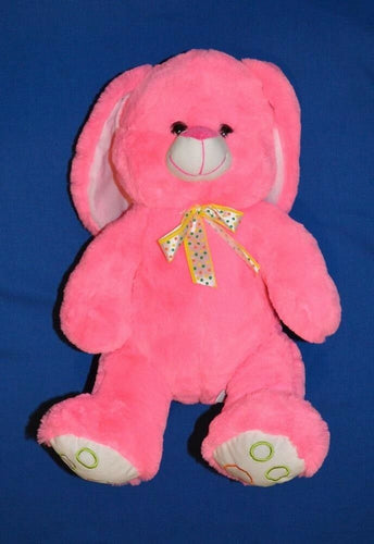 Peter Bunny Rabbit Pink 42cm - Australia only