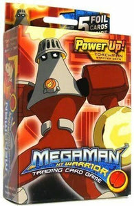 Mega Man Power Up Starter Box (Torchman) - Australia only - Better Buy Now