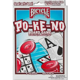 The Original Pokeno White Card Game by Bicycle - Po-Ke-No - Australia only - Better Buy Now