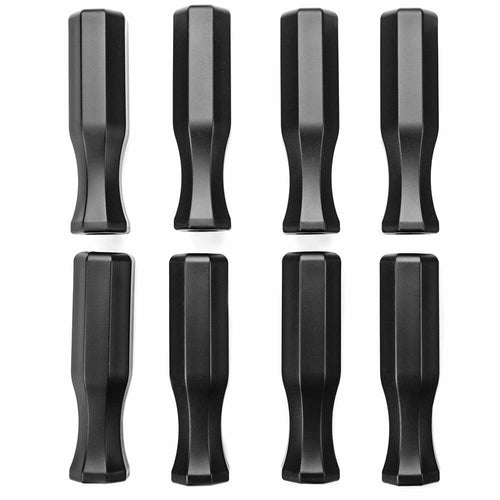 Octagonal Handles for Standard Foosball Tables (Pack of 8) - Better Buy Now