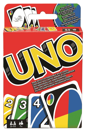 UNO Card Game - Genuine Mattel Games - Playing Card Game - Australia only - Better Buy Now