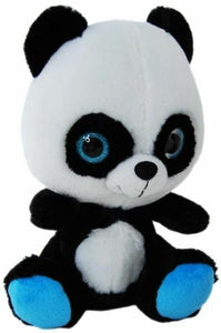 PANDA GLITTER BLUE 23CM - Plush Toy Stuffed - Australia only - Better Buy Now