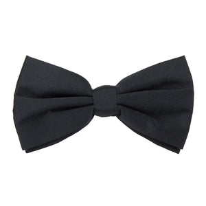 Formal Black Casino and Poker Dealer Clip On Bow Tie x 2 - Australia only - Better Buy Now