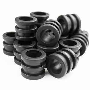 Pack of 16 Hard Rubber Bumpers for Standard Foosball Tables - Australia only - Better Buy Now