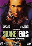 Snake Eyes (DVD, 2002) - Australia only - Better Buy Now