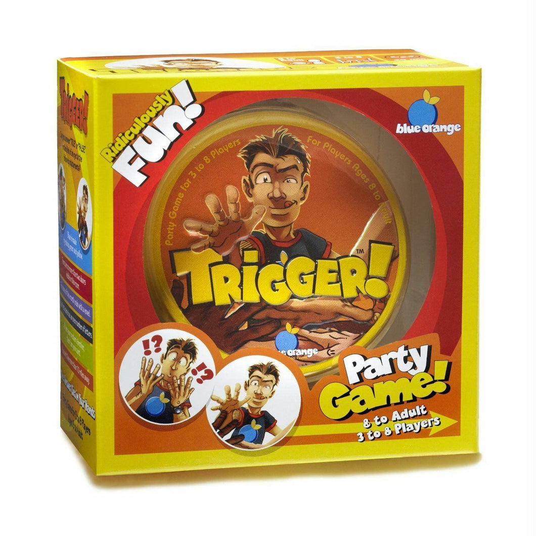 Trigger - Card Game - Party Game - Australia only - Better Buy Now