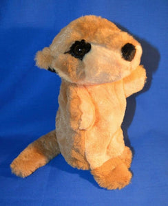 HAND PUPPET MEERKAT - Plush Toy by Elka - Australia only - Better Buy Now