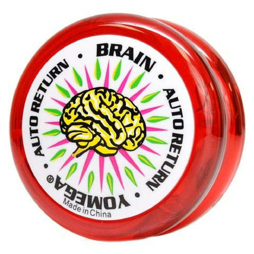 Yomega Brain Yo-Yo Rookie - Red - Better Buy Now