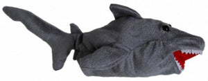 SHARK HAND PUPPET soft plush toy by Elka - Australia only - Better Buy Now