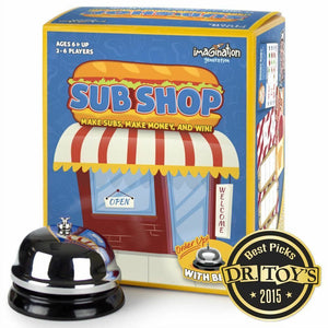 Sub Shop Board Game - Australia only - Better Buy Now