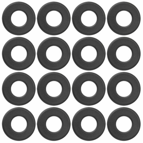 Pack of 16 Black Nylon Washers for Standard Foosball Tables - Australia only - Better Buy Now