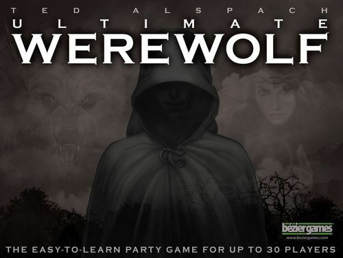 Ultimate Werewolf - Australia only - Better Buy Now