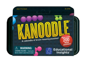 Kanoodle - Now with 200 New Puzzles - Brain-Teasing Puzzles  - Australia only - Better Buy Now