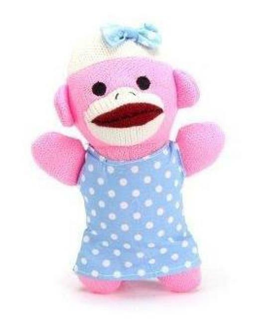 Buttercup from The Sock Monkey Family - Australia only - Better Buy Now