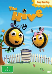The Hive - Busy Buzzing (DVD, 2011) - Australia only - Better Buy Now
