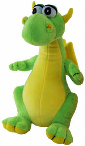 DRAGON YAZZA 30CM GREEN - Plush toy - Elka - Australia only - Better Buy Now