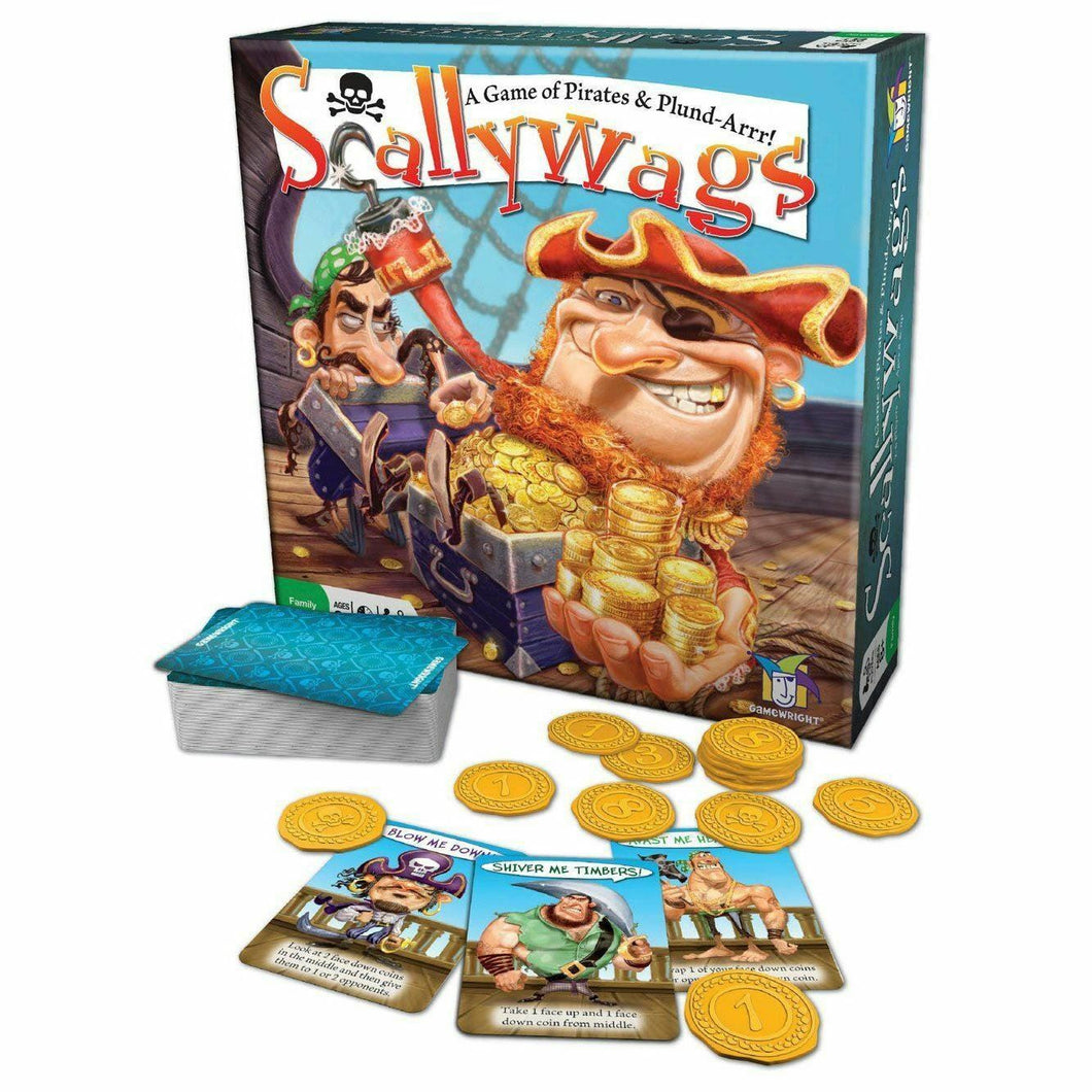 Scallywags - Australia only - Better Buy Now