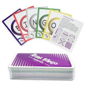 Pocket Bingo Calling Cards - Australia only - Better Buy Now