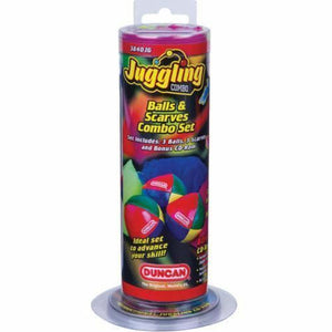 Juggling Balls and Scarves Combo Set - Australia only - Better Buy Now
