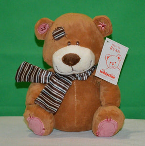 Ryan Teddy Bear  Plush 21cm - Australia only - Better Buy Now