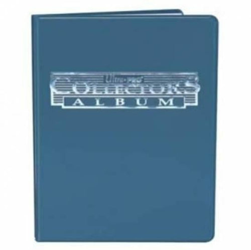 4 Pocket Collectors Portfolio Blue - Australia only - Better Buy Now