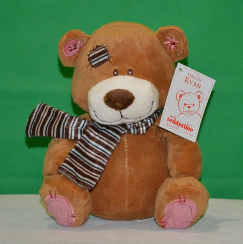 Ryan Teddy Bear  Plush 21cm - Australia only