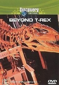 Discovery - Beyond T-Rex (DVD, 2003) - Australia only - Better Buy Now