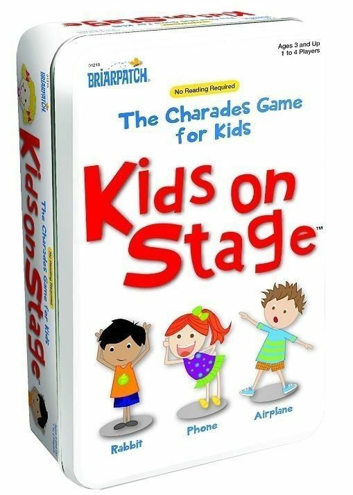 Charades Kids on Stage Tin - Australia only - Better Buy Now