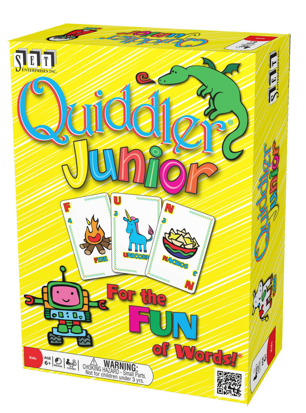 Quiddler Junior - Australia only - Better Buy Now