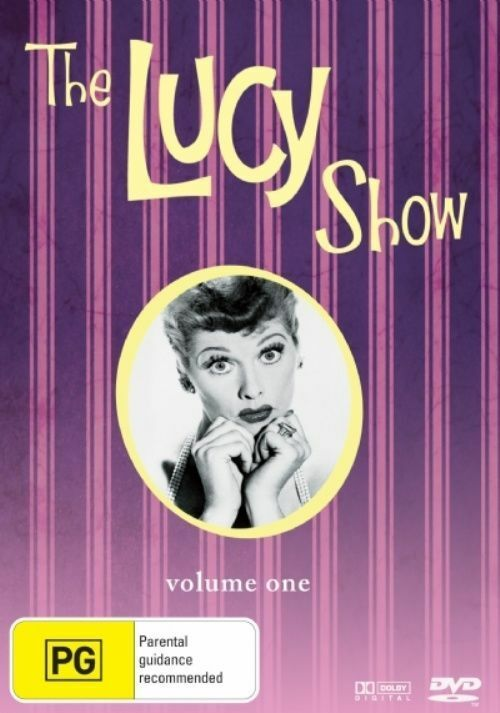 The Lucy Show - 3 Discs (DVD, 2008, 3-Disc Set) - Australia only - Better Buy Now