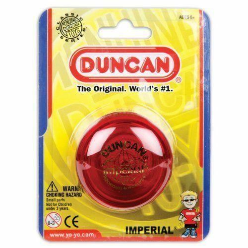 Duncan Imperial Yo Yo - One Duncan Imperial Yo Yo - Dark Red - Australia only - Better Buy Now