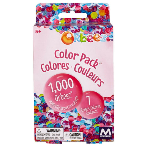 Orbeez - 7 Colours - 1,000 Genuine Orbeez Australia - Home Garden Supplies - Better Buy Now