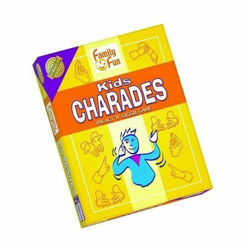 Kids Charades - Australia only - Better Buy Now