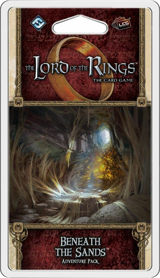 Lord of the Rings LCG: Beneath the Sands - Australia only - Better Buy Now