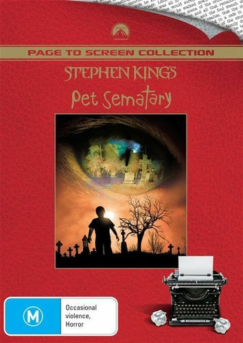 Pet Sematary (DVD, 2009) - Australia only - Better Buy Now
